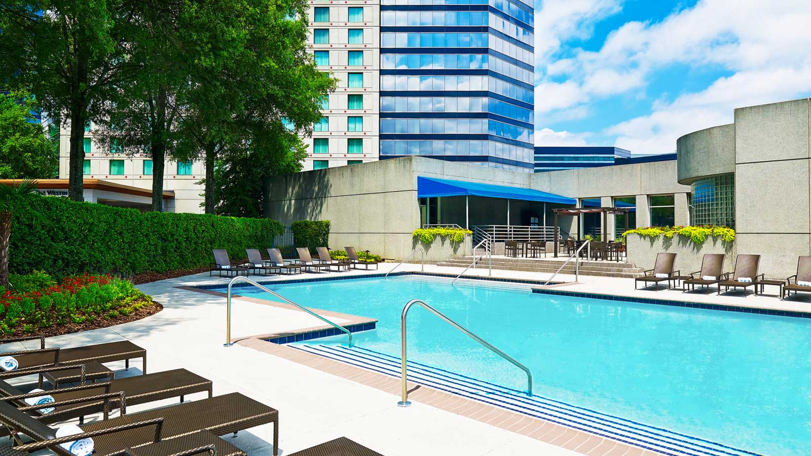 WestinWORKOUT® Pool at The Westin Atlanta Perimeter North