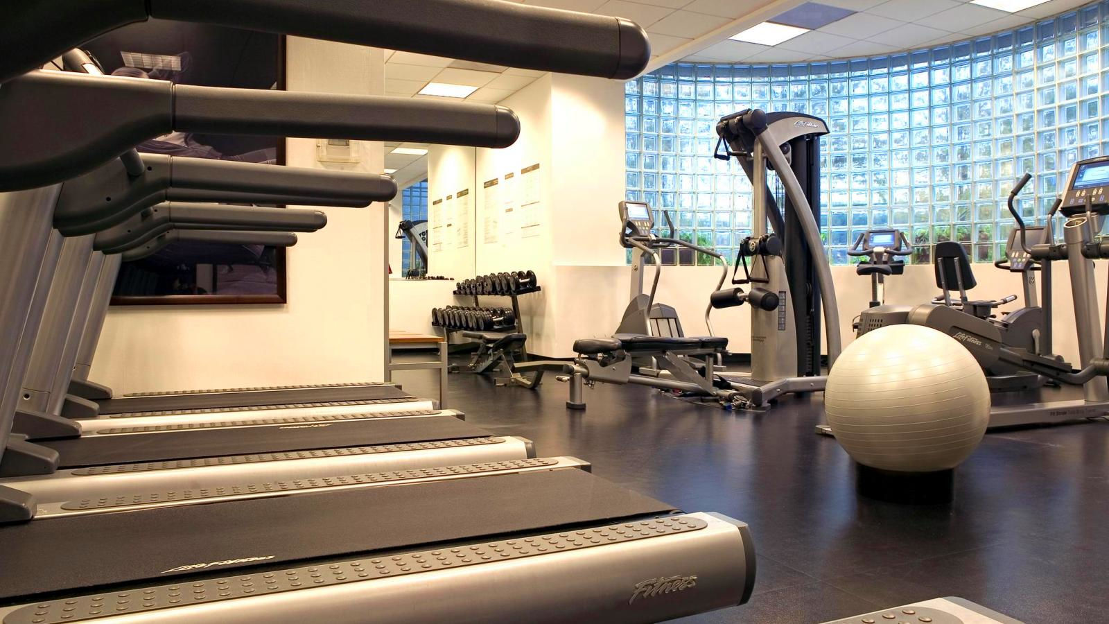 WestinWORKOUT® Fitness Studio at The Westin Atlanta Perimeter North