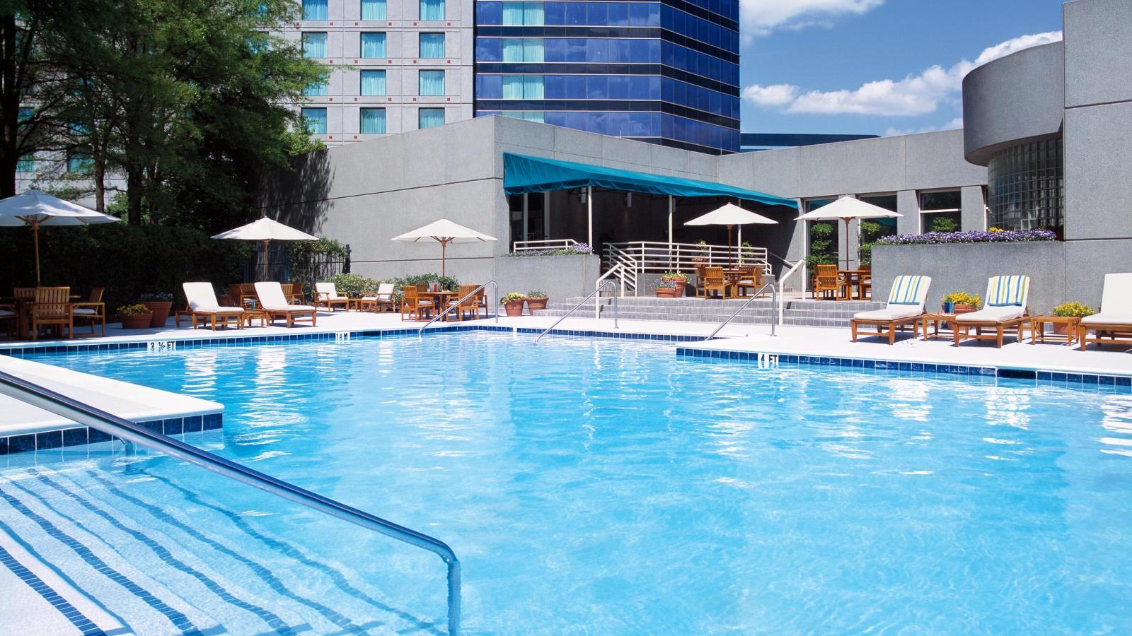 WestinWORKOUT® Outdoor Pool at The Westin Atlanta Perimeter North
